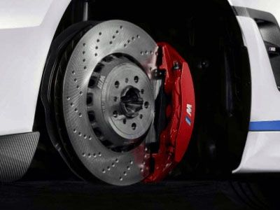 BMW - M Performance Brake Kit - BMW F87 M2/M2C