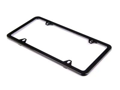 BMW - M Performance Carbon Fiber Slimline License Plate Frame