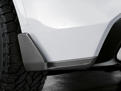 BMW - M Performance Carbon Fiber Rear Winglet Set - BMW G05 X5