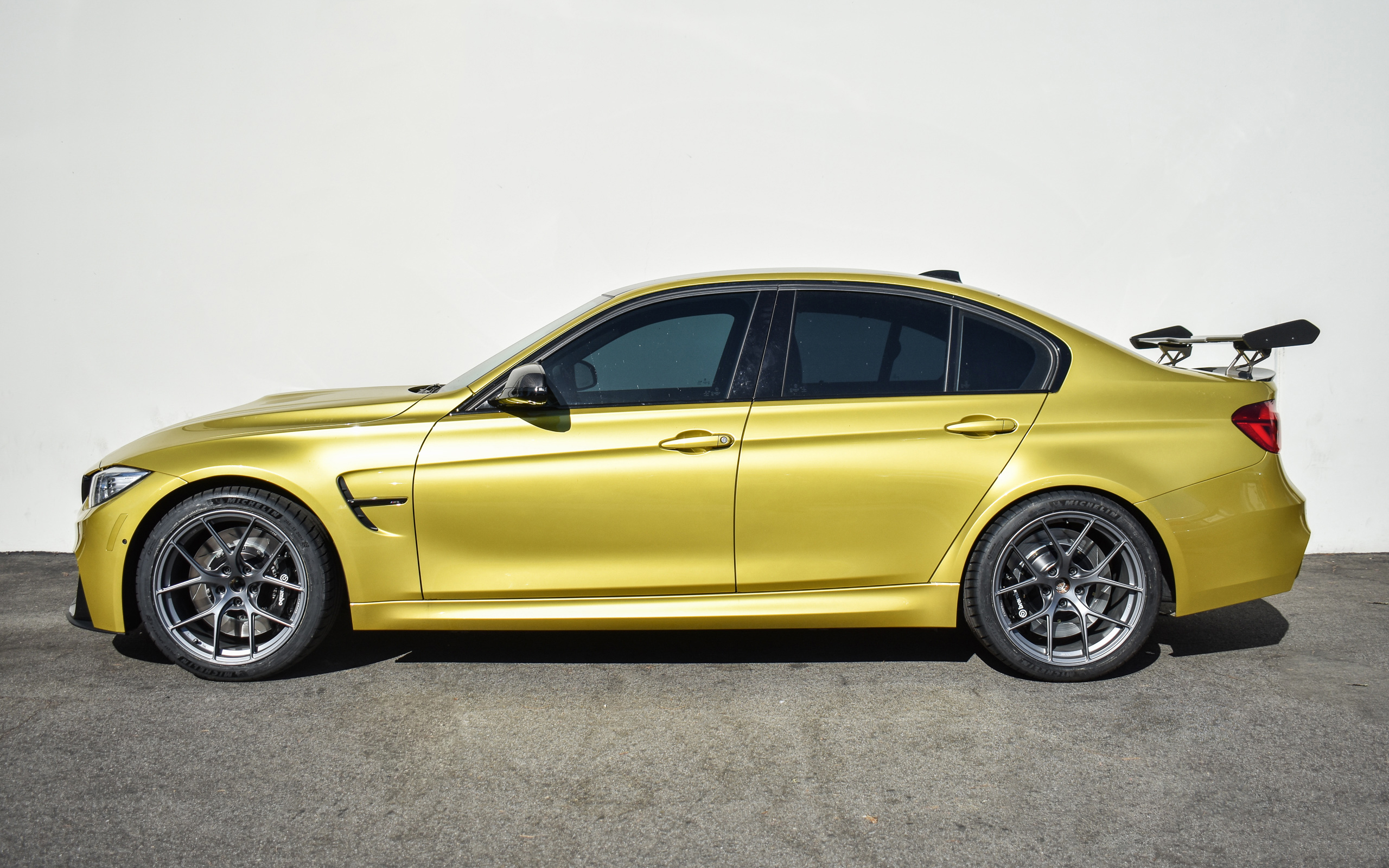 2017 Austin Yellow F80 M3 - 100% E85 Bootmod3 Tune + Pure Turbos Stage 2 Upgrade