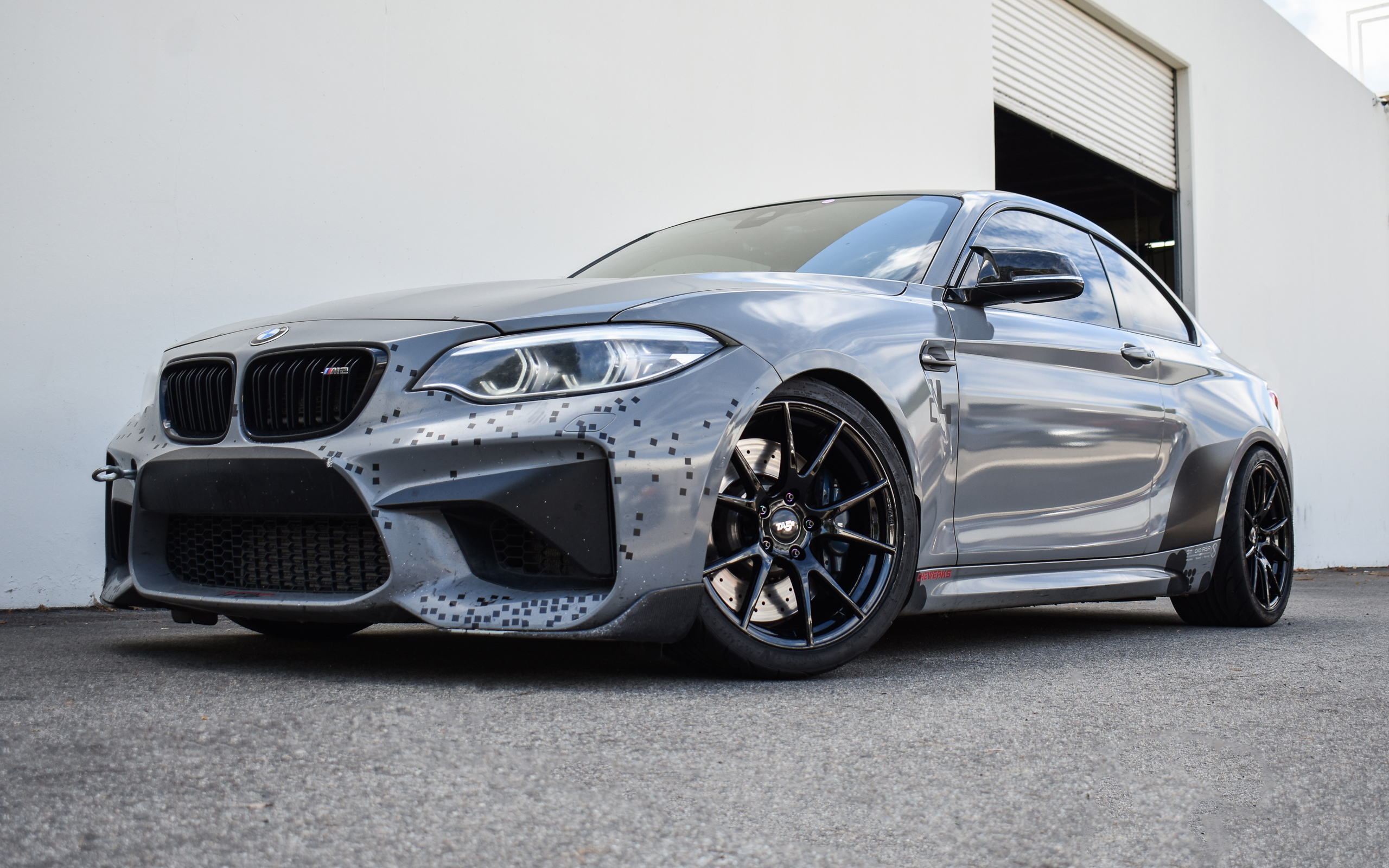 F87 M2 - BimmerWorld TA5R Wheels